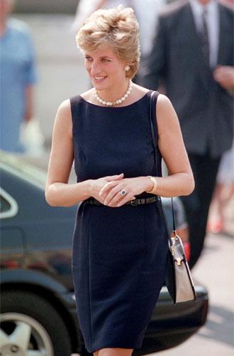 Фото №7 - Как принцесса Диана одевалась в 90-е годы