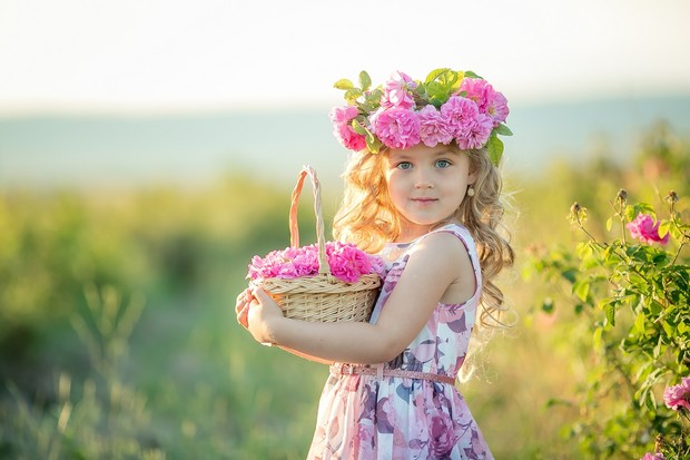 дети родившиеся весной