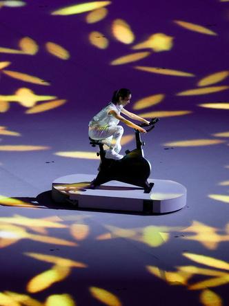 Фото №5 - Как прошло открытие Олимпиады в Токио: самые яркие кадры