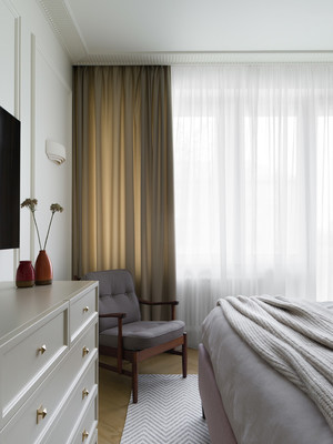 Фото №10 - Светлая квартира 58 м² с винтажной мебелью в Москве