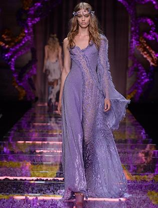 Фото №31 - Неделя Высокой Моды в Париже: Atelier Versace FW2015/16