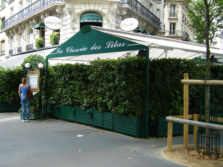 Фото №3 - Париж: 5 любимых кафе легендарных писателей XX века