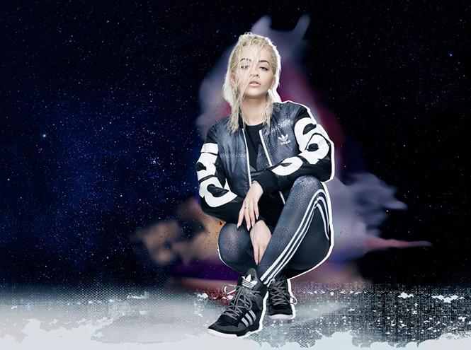 Фото №3 - Рита Ора продолжает сотрудничать с Adidas