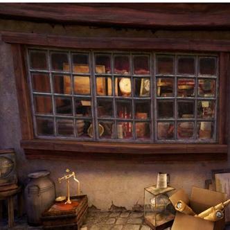 Фото №8 - 10 потрясающих магазинов Косого Переулка, которые не показали в «Гарри Поттере»