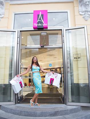 Фото №1 - Состоялось открытие нового бутика Rendez-Vous