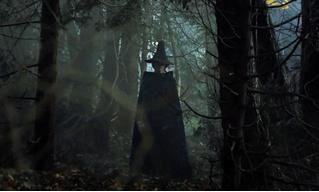Черный-пречерный лес в трейлере черной-пречерной сказки «Гретель и Гензель»