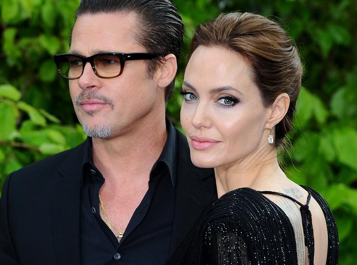 Фото №1 - 6 навязчивых идей Анджелины Джоли, разрушивших ее брак