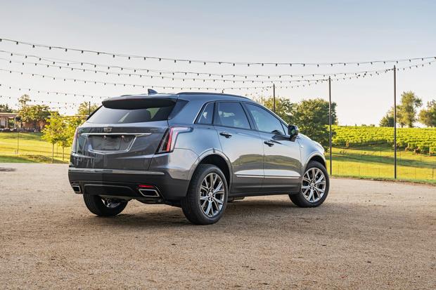 Фото №5 - Cadillac XT5 хорошеет на глазах