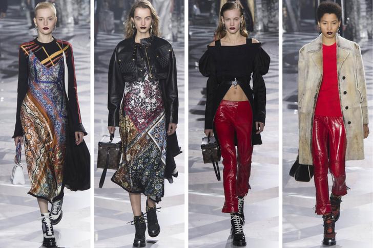 Louis Vuitton, осень-зима 2016/17