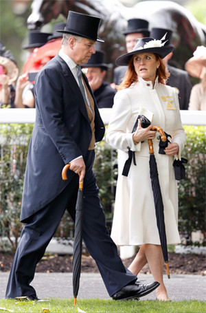 Фото №4 - Могут ли герцог и герцогиня Йоркские стать супругами второй раз?