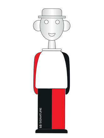 Фото №3 - LG SIGNATURE представляет штопор по дизайну Алессандро Мендини