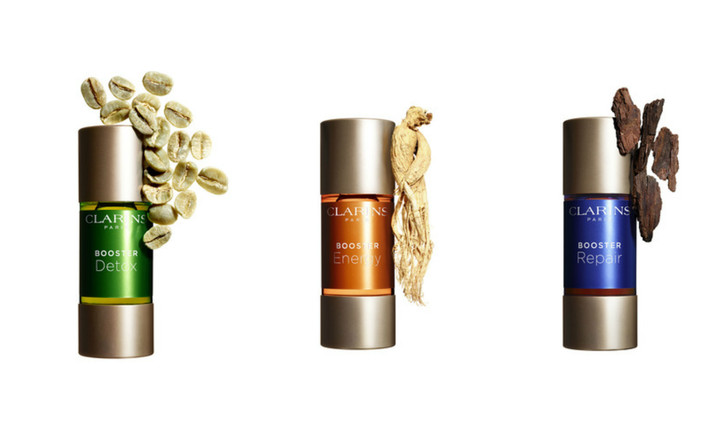 Clarins, Boosters