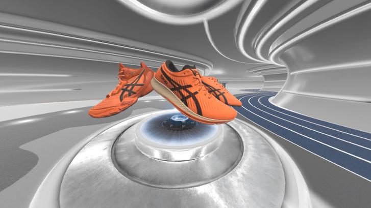 Фото №1 - Три революции: новые модели ASICS представят на виртуальном саммите по инновациям