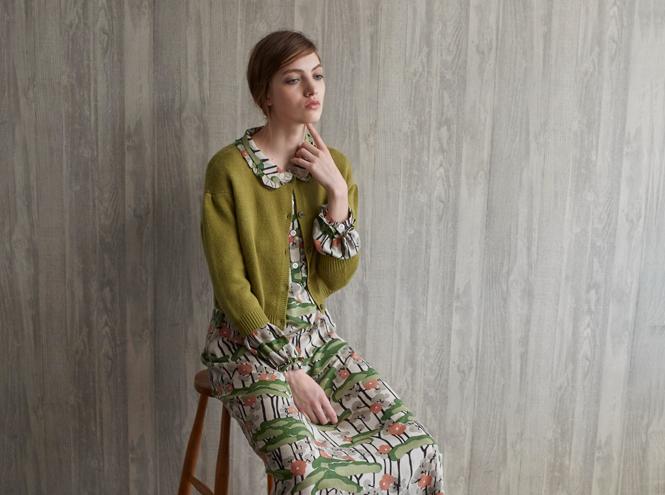 Фото №1 - CARAMEL презентовал первую женскую коллекцию в Москве