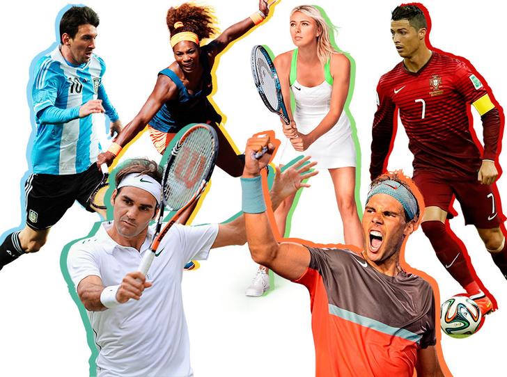 Фото №1 - До победного: самые заклятые соперники в спорте