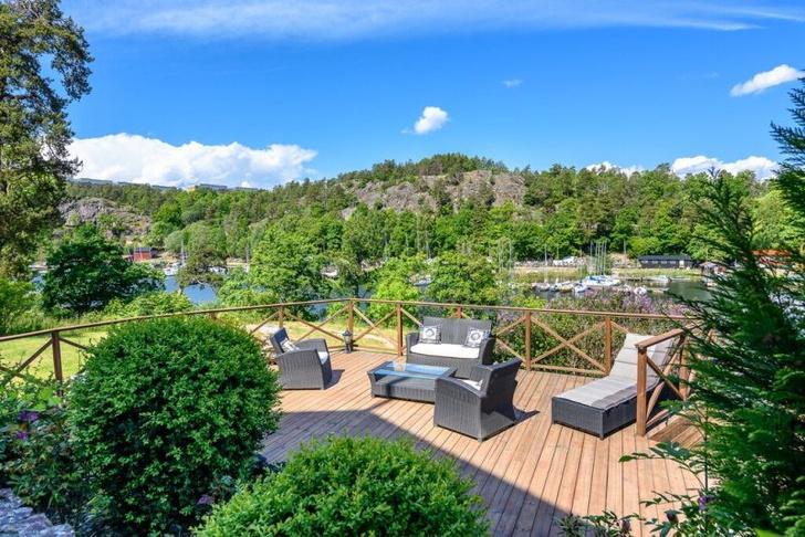 Фото №9 - Бывший дом Астрид Линдгрен в Стокгольме