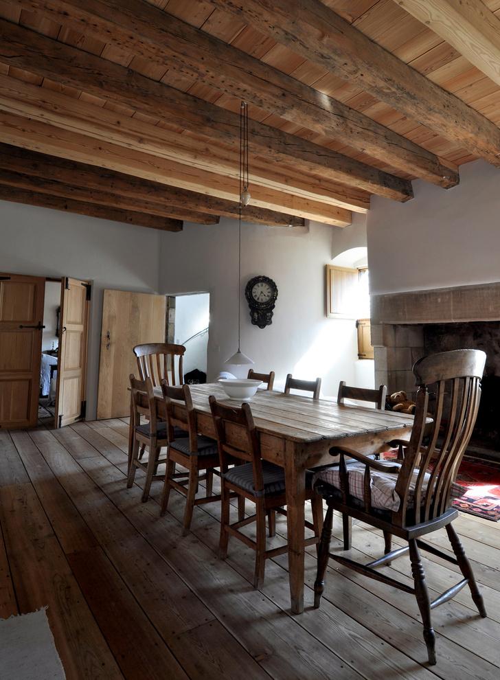 Фото №5 - Отреставрированный дом XVII века в Шотландии