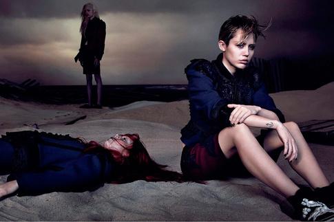 Marc Jacobs, Майли Сайрус (Miley Syrus)