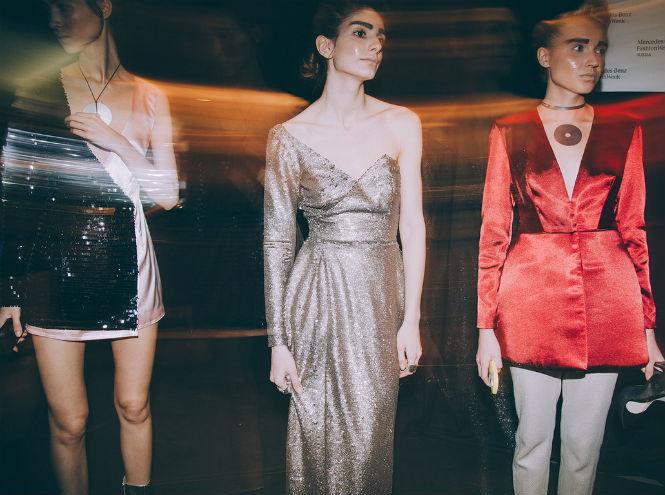Фото №15 - Четвертый день Mercedes-Benz Fashion Week Russia 2017