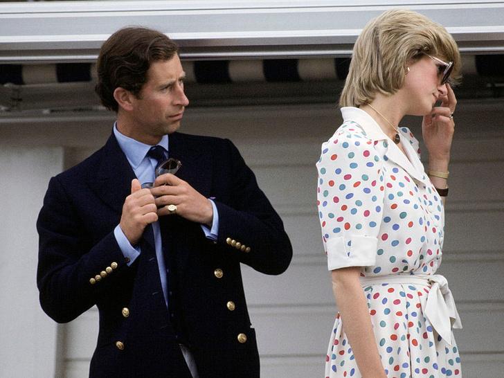 Фото №2 - Неожиданное прозвище, которое Чарльз получил в браке с Дианой