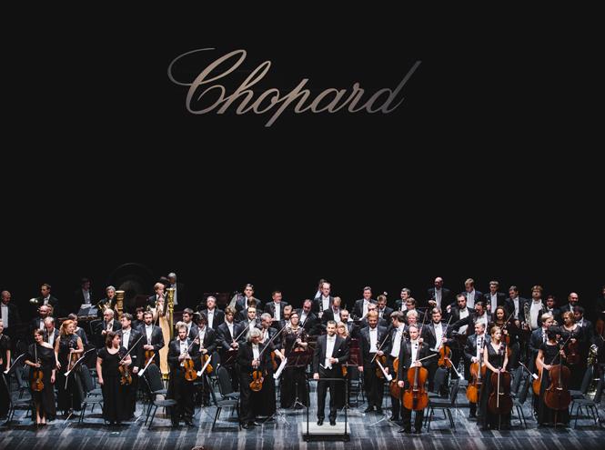 Фото №2 - Состоялся концерт Анны Нетребко и Юсифа Эйвазова при поддержке Chopard
