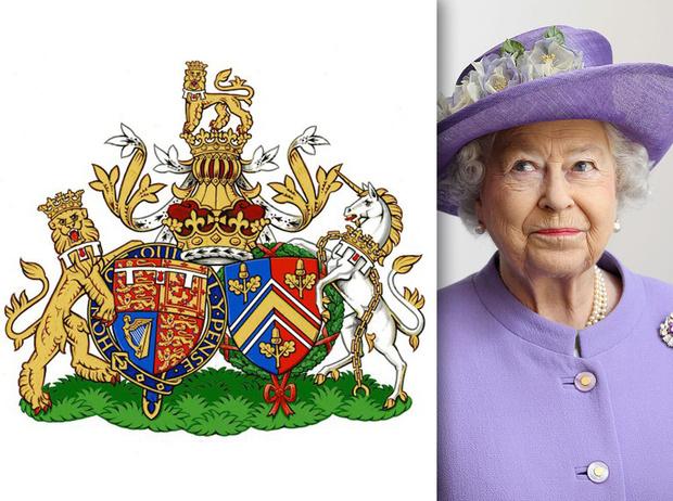 Фото №2 - Певчая птица, которую «задушила» Корона: как герб герцогини Меган оказался пророческим