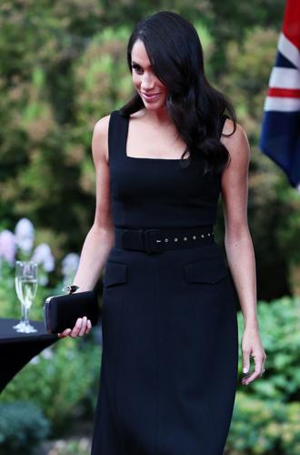 Фото №7 - Незлопамятная Меган: герцогиня Сассекская надела «платье прощения»
