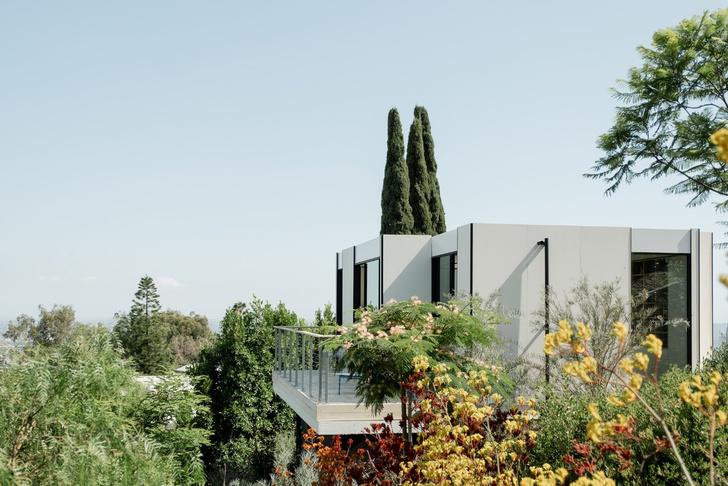 Фото №1 - Сборный микро-дом в Лос-Анджелесе