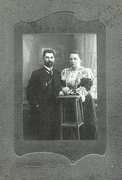 Фото №1 - Мой прадед — купец Кузнецов