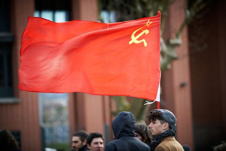 Фото №4 - Лицо страны: что скрыто за национальными флагами