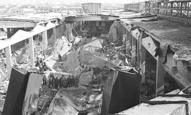 Фото №1 - 48 лет со взрыва на минском радиозаводе