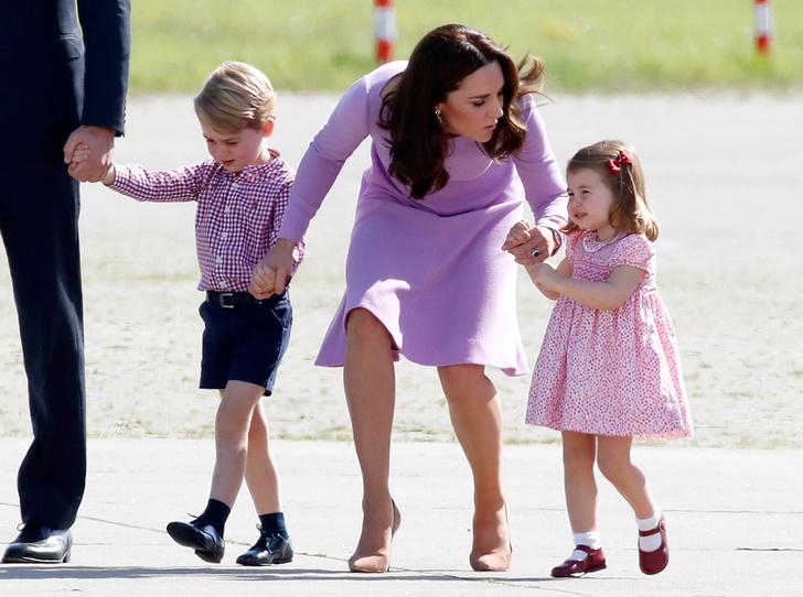 Фото №2 - Воспитание королей: что можно и что нельзя Джорджу, Шарлотте и Луи Кембриджским