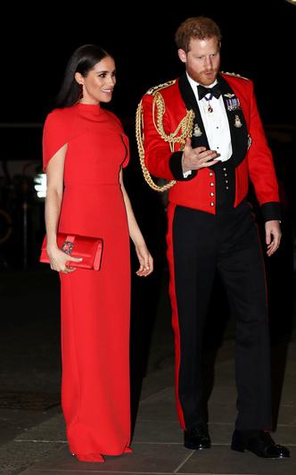 Фото №11 - Прощай, Корона: лучшие образы герцогини Меган в 2020 году