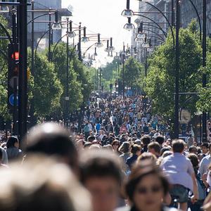 Фото №1 - Англии грозит перенаселение