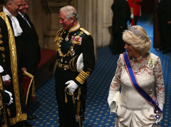 Фото №4 - Проверка временем: как Королева испытывала Камиллу (и почему Диане было легче)