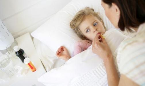 Фото №1 - Что делать, если простудился ребенок