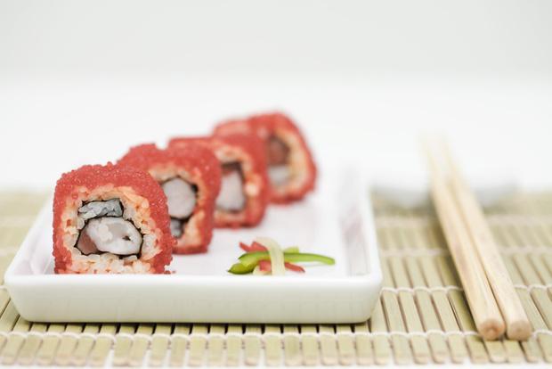как быстро приготовить суши