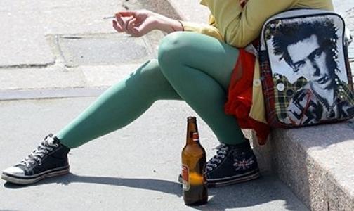 Фото №1 - Кто защитит детей от пива