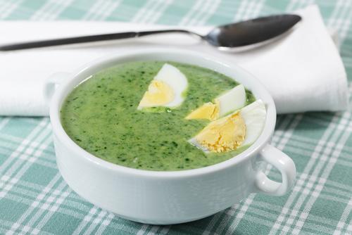 Фото №3 - Зеленые щи. Исторические рецепты