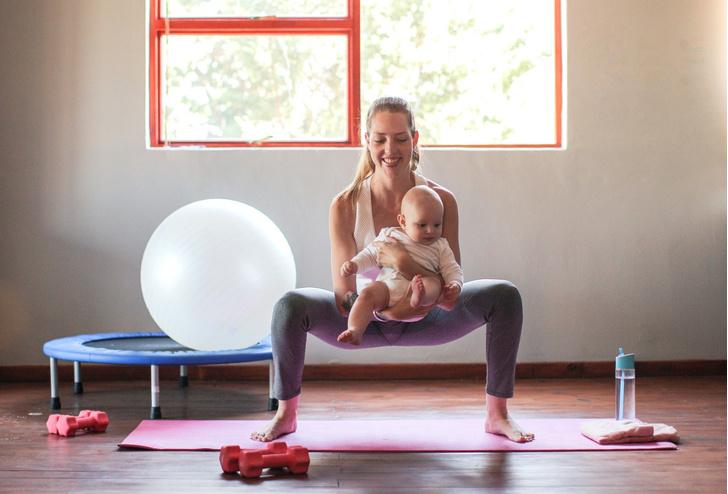 Фото №2 - 6 привычек, которые мешают маме похудеть после родов