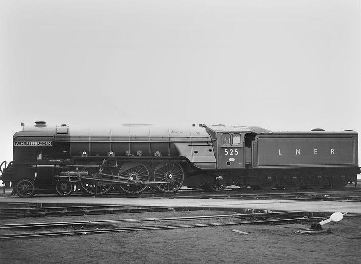 Фото №1 - В Великобритании возвращают паровую тягу на железные дороги