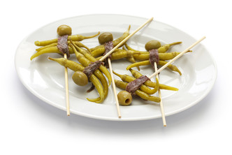 Фото №4 - Четыре рецепта тапас от испанского шеф-повара