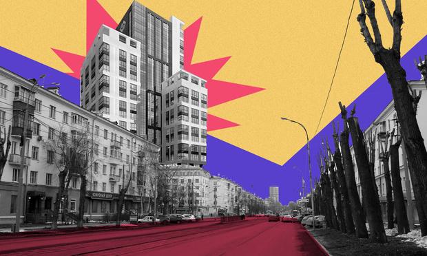 Фото №1 - Клубный дом на Ленина: на высоте положения