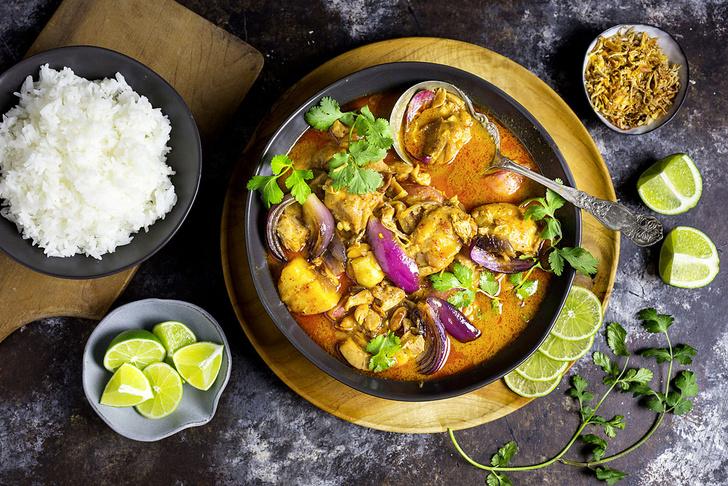 Фото №1 - Еда к радости: топ-10 ингредиентов тайской кухни. Часть 3