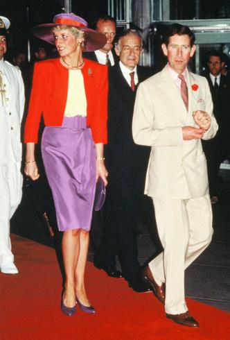 Фото №3 - Диана в Гонконге: наряды самого яркого королевского тура 80-х
