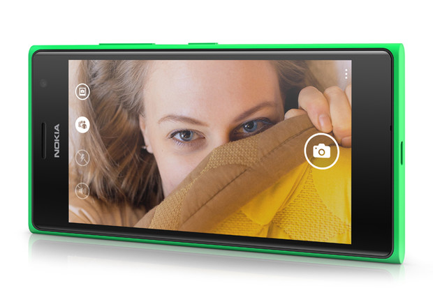 Смартфон, Lumia 735, 12 990 руб.