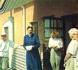 Фото №2 - В Хейнявеси, к православным святыням