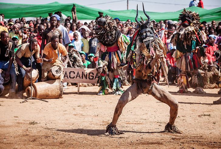 Фото №10 - Личное влияние: 11 ритуальных масок