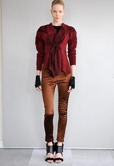 Фото №1 - Модные перчатки осени-2009