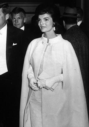 Фото №7 - Королевы Белого дома: самые роскошные инаугурационные платья Первых леди